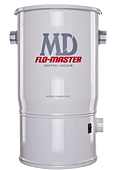 The FloMaster M80 is a powerful option in small spaces. If your floor plan is under 2,000 feet, an M80 is a great option.